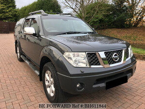 Used 2009 NISSAN NAVARA BH611844 for Sale