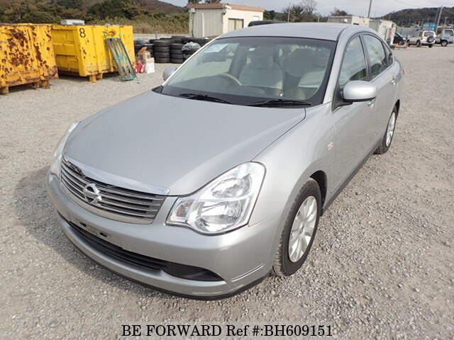 Used 2005 NISSAN BLUEBIRD SYLPHY BH609151 for Sale
