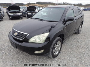 Used 2006 TOYOTA HARRIER BH609176 for Sale