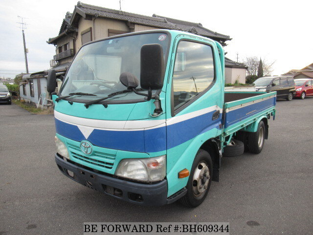 Used 2011 TOYOTA DYNA TRUCK BH609344 for Sale