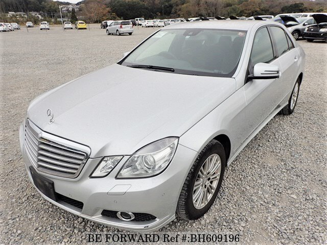 Used 2009 MERCEDES-BENZ E-CLASS BH609196 for Sale