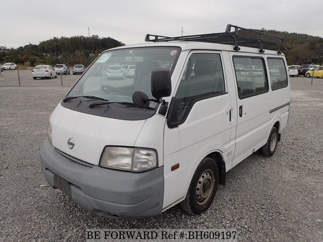 Used 2007 NISSAN VANETTE VAN BH609197 for Sale