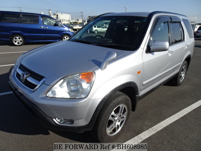 Used 2002 HONDA CR-V BH608985 for Sale