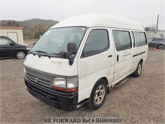 Used 1999 TOYOTA HIACE COMMUTER BH609203 for Sale