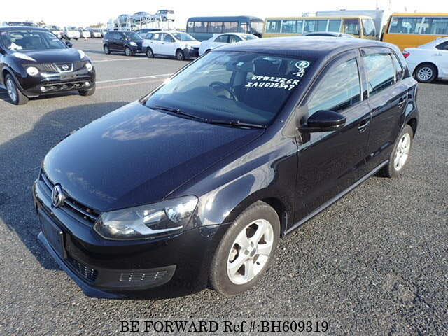Used 2010 VOLKSWAGEN POLO BH609319 for Sale