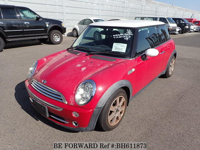 Used 2005 BMW MINI BH611873 for Sale