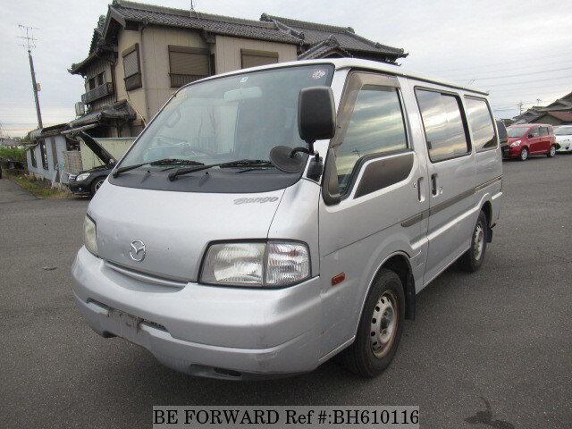Used 2006 MAZDA BONGO VAN BH610116 for Sale