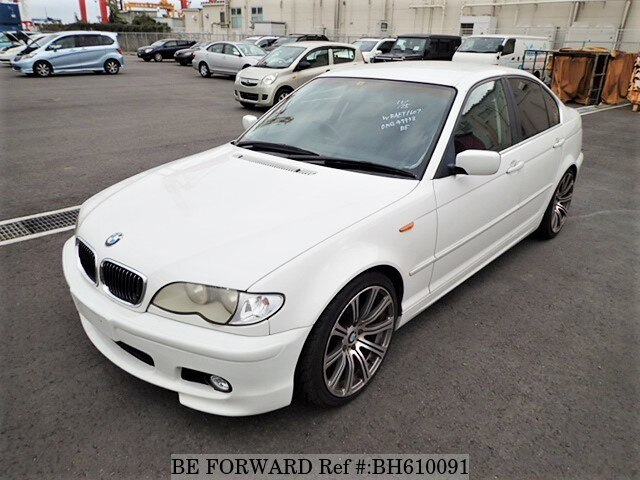Used 2004 BMW 3 SERIES BH610091 for Sale