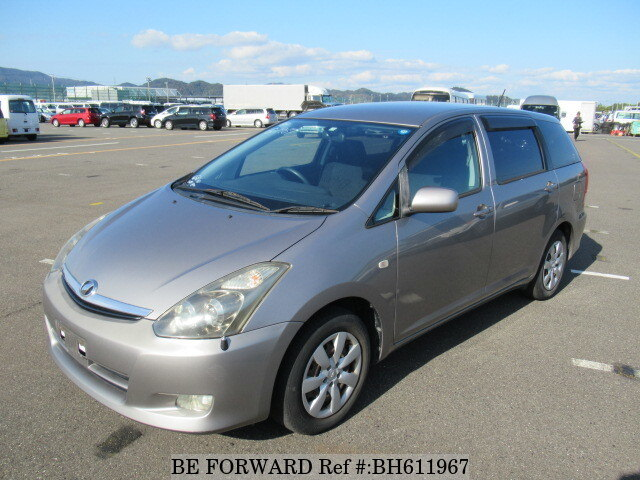 Used 2006 TOYOTA WISH BH611967 for Sale