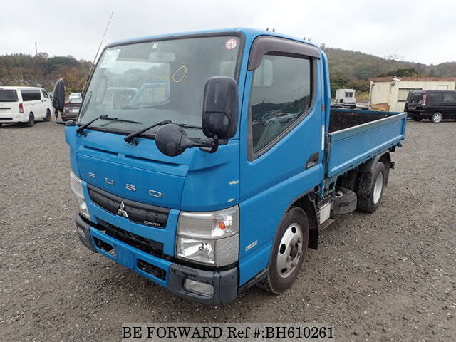 Used 2011 MITSUBISHI CANTER BH610261 for Sale