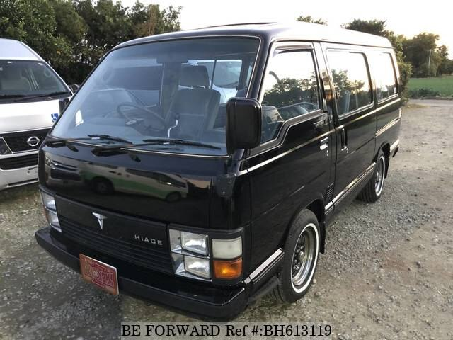 Used 1984 TOYOTA HIACE WAGON BH613119 for Sale
