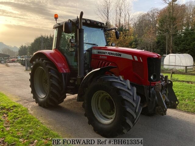 Used 2011 MASSEY FERGUSON MASSEY FERGUSON OTHERS BH613354 for Sale