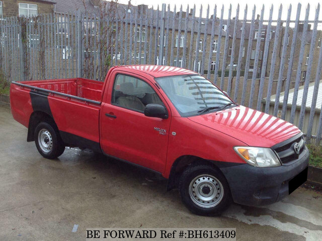 Used 2005 TOYOTA HILUX BH613409 for Sale