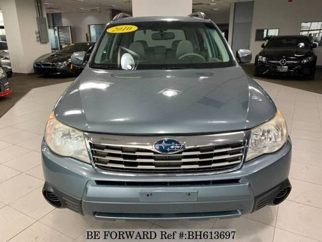 Used 2010 SUBARU FORESTER BH613697 for Sale