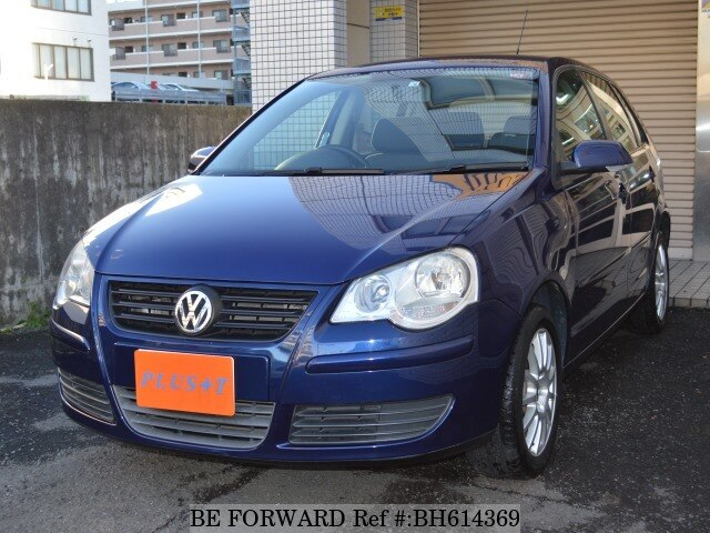 Used 2006 VOLKSWAGEN POLO BH614369 for Sale