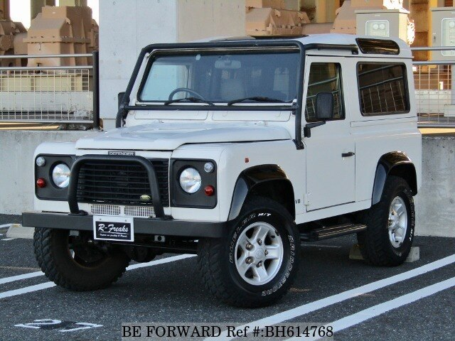 Used 1998 LAND ROVER DEFENDER BH614768 for Sale