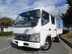 Used 2005 MITSUBISHI CANTER GUTS BH615150 for Sale