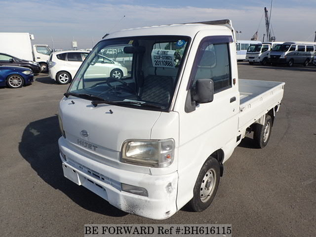Used 2004 DAIHATSU HIJET TRUCK BH616115 for Sale