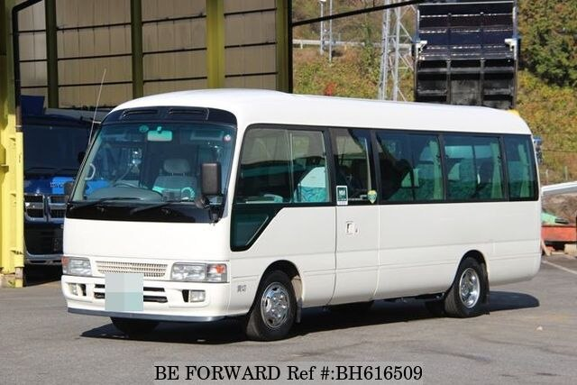 Used 2005 TOYOTA COASTER BH616509 for Sale
