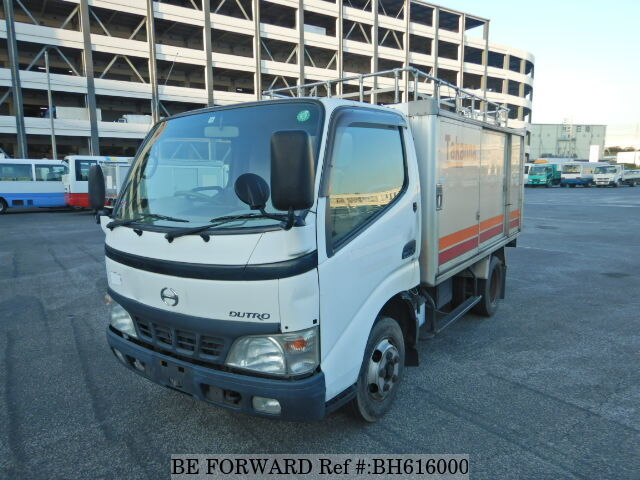 Used 2004 HINO DUTRO BH616000 for Sale