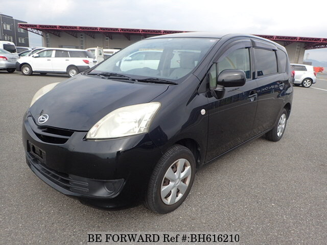Used 2011 DAIHATSU BOON LUMINAS BH616210 for Sale
