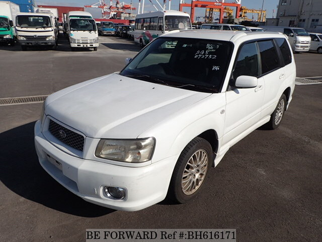 Used 2004 SUBARU FORESTER BH616171 for Sale