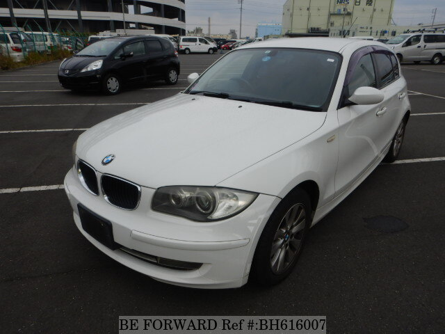 Used 2008 BMW 1 SERIES BH616007 for Sale