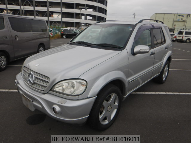 Used 2002 MERCEDES-BENZ M-CLASS BH616011 for Sale