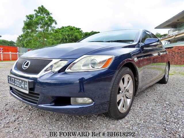 Used 2010 LEXUS GS BH618292 for Sale