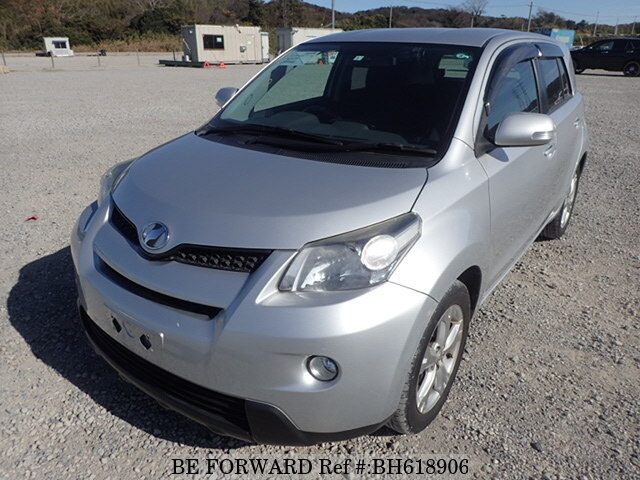 Used 2009 TOYOTA IST BH618906 for Sale