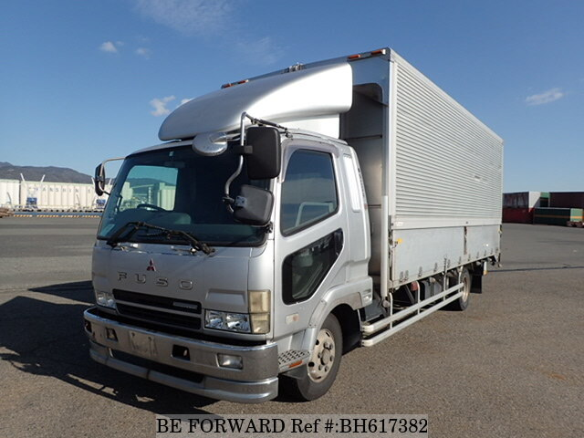 Used 2004 MITSUBISHI FIGHTER BH617382 for Sale