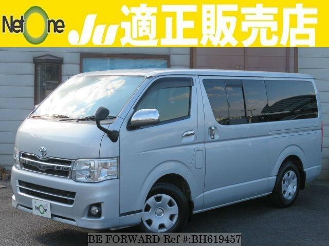 Used 2011 TOYOTA HIACE VAN BH619457 for Sale