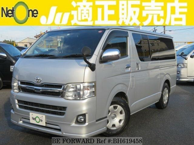 Used 2011 TOYOTA HIACE VAN BH619458 for Sale