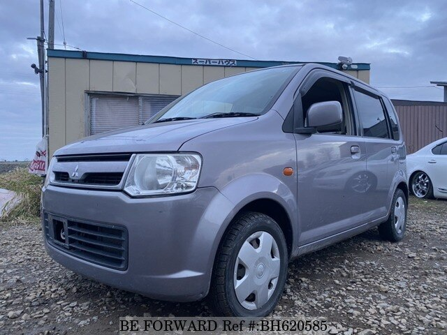 Used 2007 MITSUBISHI EK WAGON BH620585 for Sale
