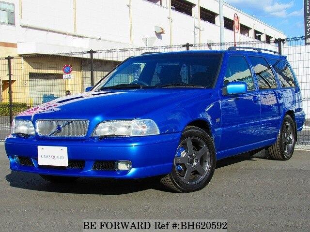 Used 1999 Volvo V70 R Gf 8b5244aw For Sale Bh620592 Be Forward