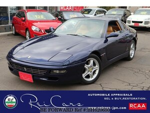 Used 1997 FERRARI 456GT BH620650 for Sale