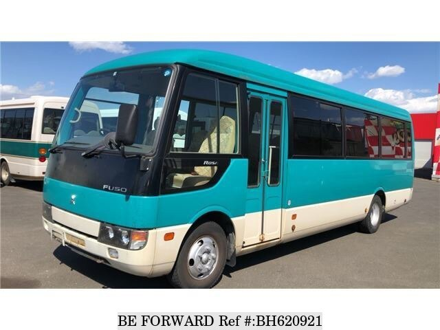 Used 2006 MITSUBISHI FUSO ROSA BUS BH620921 for Sale