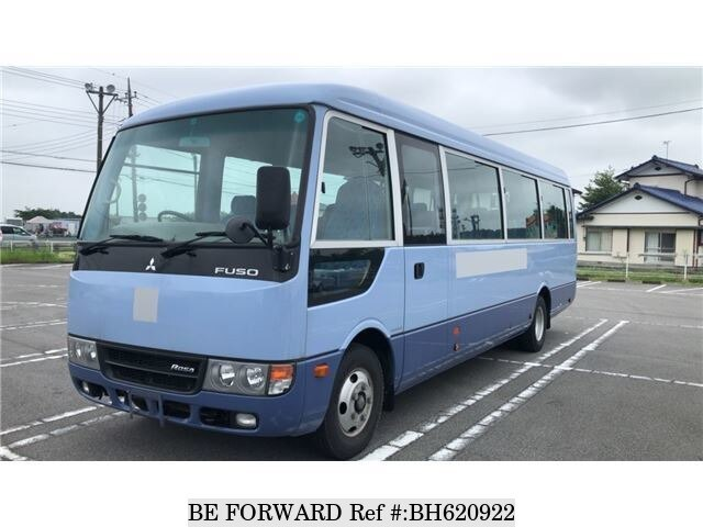 Used 2015 MITSUBISHI FUSO ROSA BUS BH620922 for Sale