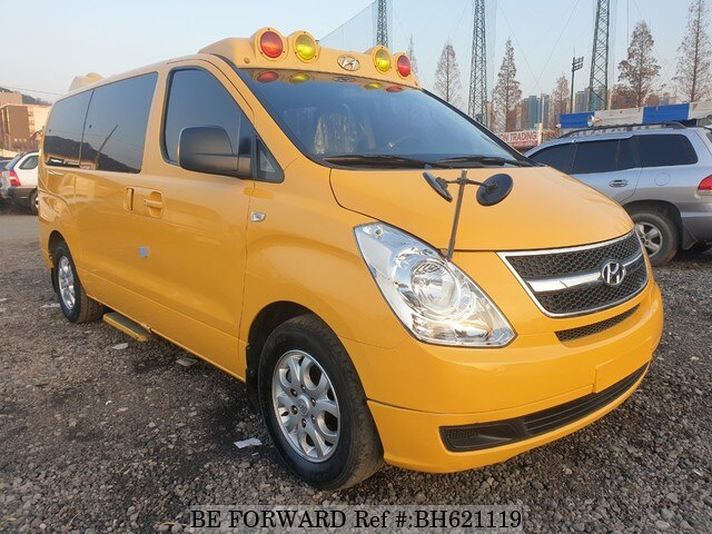 Used 2012 HYUNDAI STAREX BH621119 for Sale