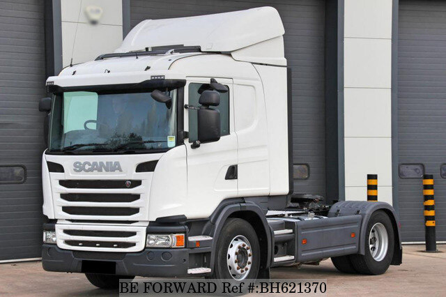 Used 2014 SCANIA G SERIES BH621370 for Sale