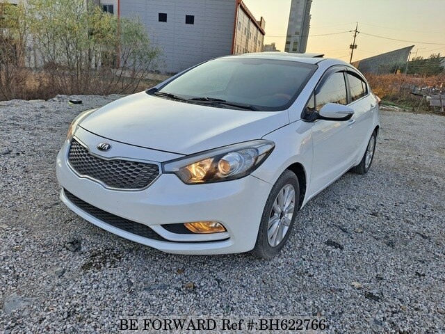 Used 2015 KIA K3 BH622766 for Sale