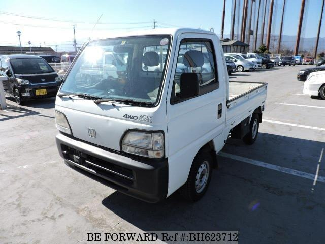 Used 1998 HONDA ACTY TRUCK BH623712 for Sale