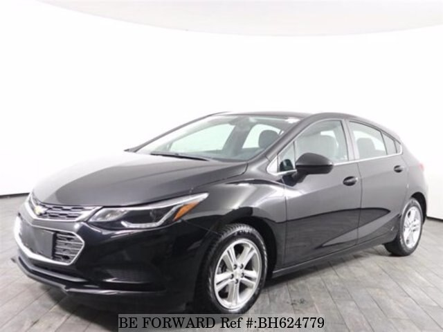Used 2017 Chevrolet Cruze Lt For Sale Bh624779 Be Forward