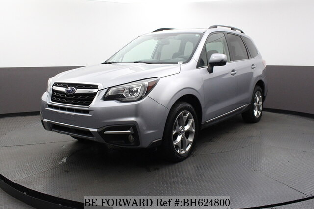 Used 2018 SUBARU FORESTER BH624800 for Sale