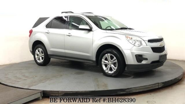 Used 2012 CHEVROLET EQUINOX BH628390 for Sale
