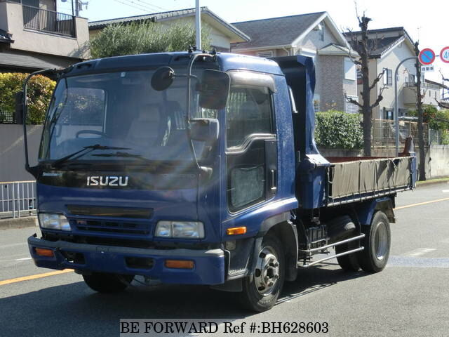 Used 2005 ISUZU FORWARD BH628603 for Sale