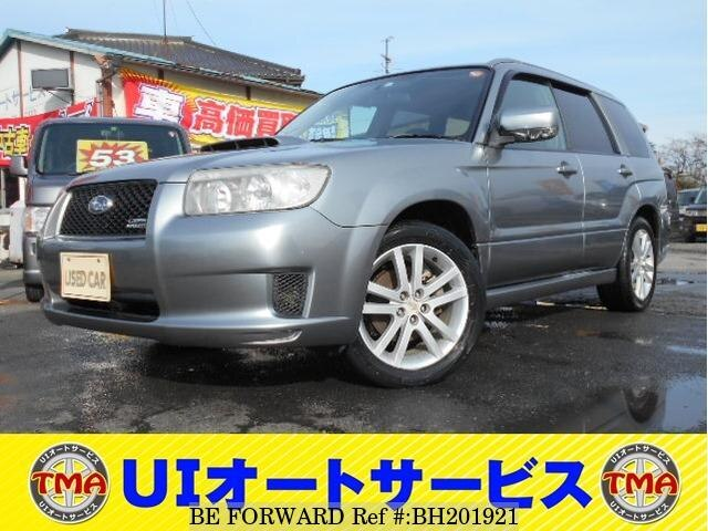 Used 2006 SUBARU FORESTER BH201921 for Sale