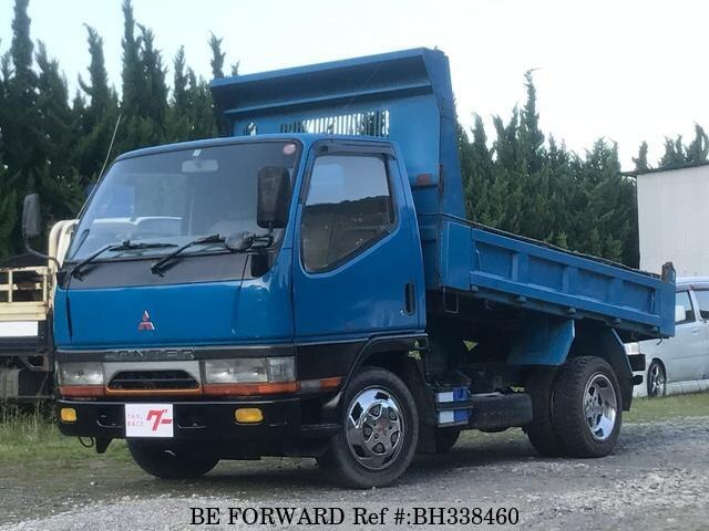 Used 1995 MITSUBISHI CANTER BH338460 for Sale