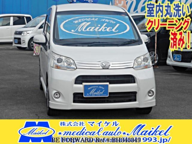 Used 2011 DAIHATSU MOVE BH343349 for Sale