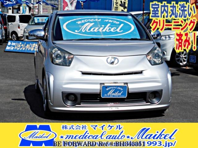 Used 2009 TOYOTA IQ BH343351 for Sale